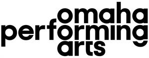 Omaha Performing Arts Logotype Black 100119