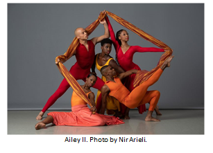 Press release Ailey Photo