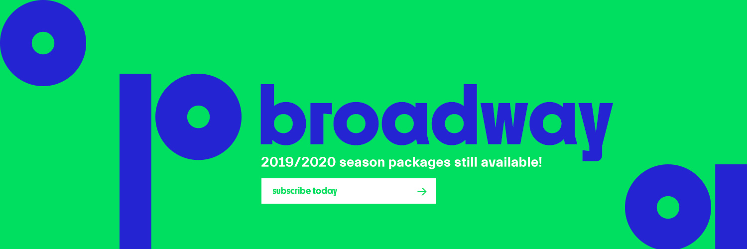 broadway subscriptions till available