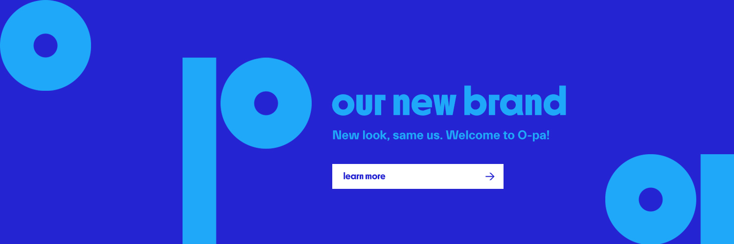 our new look